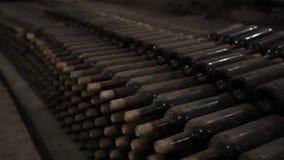 Botellas de vino en la botella de Armenia, vidrio, alcohol, rojo, bebida, aislada, blanco, fondo, bebida, diseño, líquido almacen de video