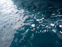 Botellas plásticas Fotografía de archivo libre de regalías