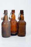 Botellas polvorientas del od Foto de archivo libre de regalías
