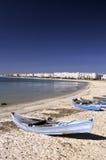 Boten Tunesië Stock Afbeeldingen