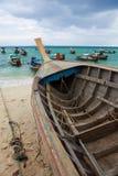 Boten van de het eiland de lange staart van PhiPhi Royalty-vrije Stock Fotografie