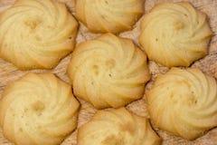 Boter koekjes Stock Fotografie