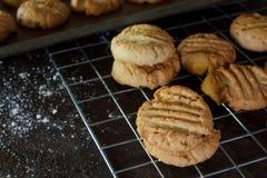 Boter koekjes Stock Afbeeldingen