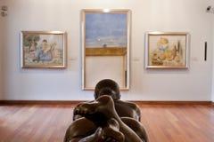 Botero的博物馆 库存图片