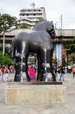 Botero Plaza in Medellin Colombia Royalty Free Stock Image