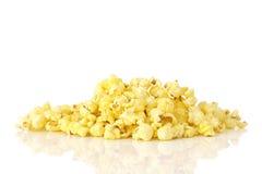 Boterpopcorn Royalty-vrije Stock Fotografie