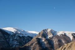 Botev szczyt Środkowy Balkan park narodowy, Stara planina góra, Bułgaria zdjęcie stock