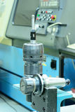 Both Collet Of CNC Machine Royalty Free Stock Photo