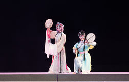 "Both master and servant-Record of Southern Bough-jiangxi opera""four dreams of linchuan"" Stock Photography"
