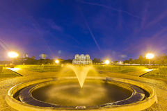 Bothanical Garden, Curitiba, Brazil Royalty Free Stock Images