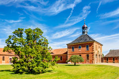 Bothmer Palace near Klutz. Bothmer Palace in Baroque style near Klutz in Germany Stock Image