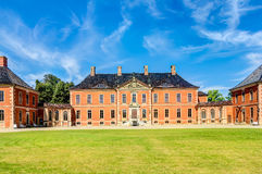 Bothmer Palace near Klutz Royalty Free Stock Image
