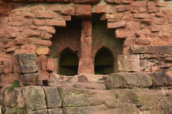 Bothwell Castle Stock Photo