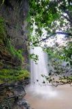 Boti Falls, Ghana Stock Afbeelding