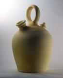 Botijo, traditional Spanish pottery Royalty Free Stock Photos