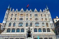Botines Palace Royalty Free Stock Photo