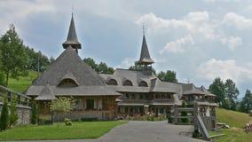 Botiza monaster w Rumunia zbiory