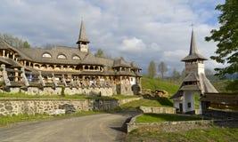 Botiza monastry Romania Royalty Free Stock Images
