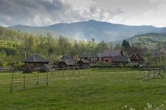 Botiza Village Romania Royalty Free Stock Images