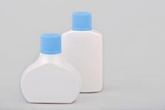 2 botles для купать Стоковая Фотография