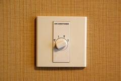 Botón de interruptor Fotografía de archivo libre de regalías