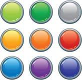 Botones Fotos de archivo libres de regalías