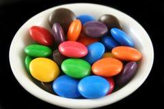 Botones 2 del chocolate Fotos de archivo libres de regalías