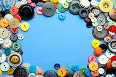 Botones coloridos imagen de archivo