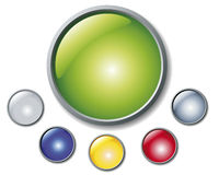 Botones coloridos libre illustration