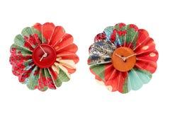 Botones de la flor Foto de archivo