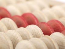 Botones del ábaco Imagenes de archivo