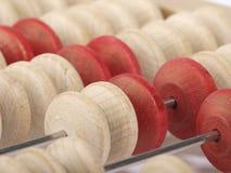 Botones del ábaco imagen de archivo libre de regalías