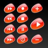Botones del panel de control  Libre Illustration
