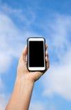 Botones del teléfono de la célula Phone Fotografía de archivo libre de regalías
