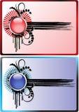 Botones del vector para el Web Imagenes de archivo