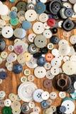 Botones del vintage Imagenes de archivo