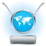 Botones para el Web (vector) Foto de archivo libre de regalías