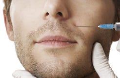 BOTOX®-injektion Royaltyfri Fotografi