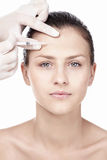 Botox Royalty Free Stock Photo