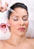 Botox imagen de archivo libre de regalías
