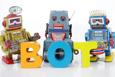 Bots Stock Photography