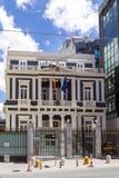 Botschaft und Konsulat von Belgien in Istanbul, Stockfoto
