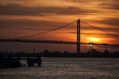 Botschafterbrücke Lizenzfreie Stockfotografie