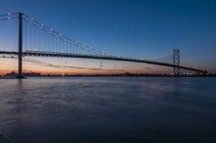Botschafterbrücke Stockfotografie