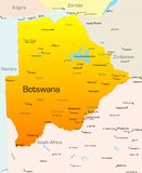 Botswana Royalty Free Stock Images