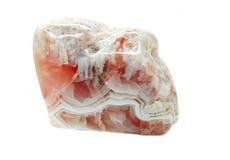 Botswana agata krystaliczni kwarcowi kopalni geological kryształy Zdjęcia Royalty Free