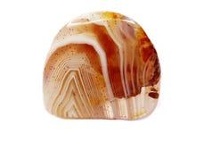 Botswana agata krystaliczni kwarcowi kopalni geological kryształy Zdjęcia Stock