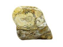 Botswana agata krystaliczni kwarcowi kopalni geological kryształy Obrazy Royalty Free