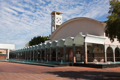 botswana parlament Royaltyfri Foto