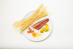 Bottarga, alimento sardo fotografia stock